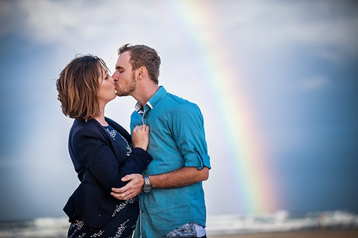 Gold Coast Beach Couple Shoot010