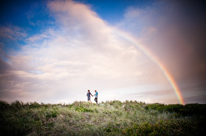 Gold Coast Beach Couple Shoot012